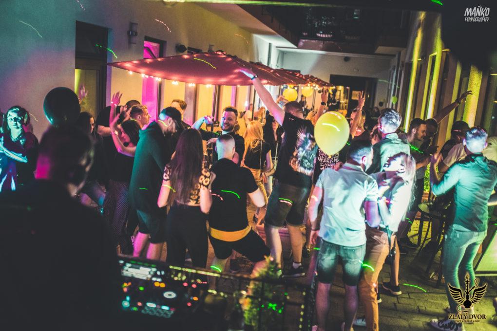 party bar zlaty dvor